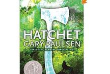 Teaching Hatchet / by Secondary Solutions