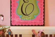 Baby Spaces / Nursery Ideas for the future babies.  / by Alessandra Ferguson