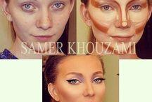 makeup / by Jess Shaffer