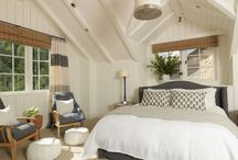 neutral bedroom / by Lisa H