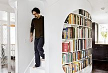 Library design / by Camilla Elliott