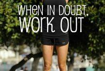 Gettn fit / by Cody Baker