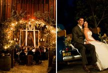 Amazing Wedding or Other Event Ideas / by Rachel Hunter