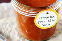 Sauces & Seasonings / by Marilyn McCullough