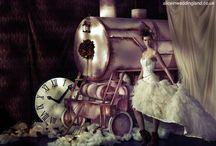 Steampunk / by Alice In Weddingland