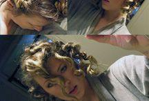 hair ideas / by Bev Garretson