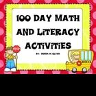 100 Day of school activity / by Jean Yurek