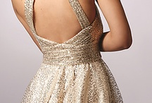 Dream Dresses / by Angela Hoffman