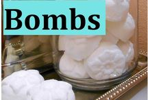 Homemade cleaning products / by Debbie Queen