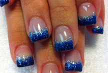 Nails / by Mary Sue Messinger
