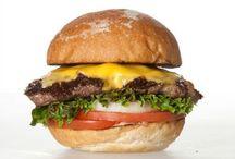 Burgers / by Geena