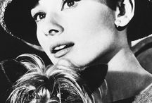 Audrey Hepburn / by Jeannette Olivier
