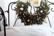 Wreaths / by Allyson Howard