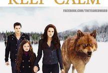 cast of twilight / by Dahlia Hill