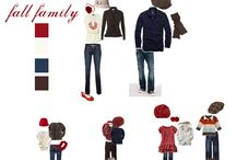 Clothing Suggestions-Family Portrait / by Mindy & Joriana of Ever After Visuals Photography