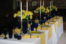 Tablescapes / by Felice Woulard DeSouza