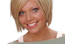 Hairstyles / by Christina Atanowsky Brown
