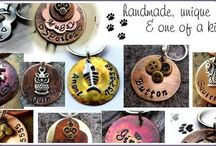 Products / A sampling of our products coming soon! / by For Tails Only~Changing Lives one Paw at a time.