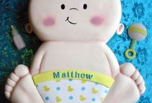 Baby shower cakes / by Maggie Henderson