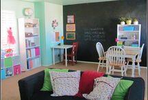 School Room / by Jill Udey