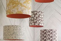 lamp shade / by Carrie Fitzwater