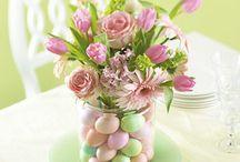 Easter ideas / by Lisa Wiertzema-Piner