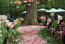 Outdoor wedding / by Becky Jernigan