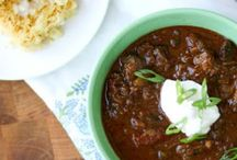 crockpot cookin / by Laura Herring