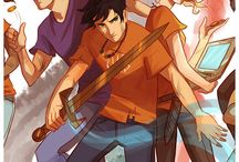 Percy Jackson / The heroes of Olympus / by Nunzia