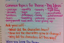 Language Arts / by Tracy Miller