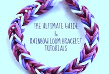 Rainbow Loom / by Kelley McDermott Nazionale