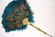 fans, parasols, walking sticks / by Michele Tibbetts