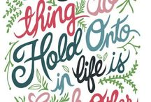 sayings / by Teresa Soule