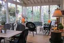Screened in Porches, Decks, Pools / by Marian Dicus