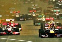 Formula 1 / by BJ James-Gaffney