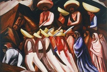 While Reading: Diego Rivera / by Jamie Barringer