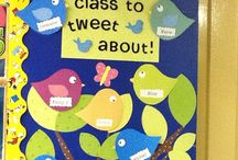 Class Bulletin Boards :) / by Robyn Wood
