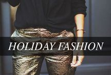 HOLIDAY FASHION / From red-hot heels, to pretty lace dresses, to crystal jewellery we give you all the inspiration you need to stand out this holiday season.  / by Hudson's Bay