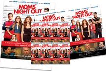 Mom's Night Out Movie Party / I'm gathering up some friends to watch the new release on DVD/Blu-ray of Mom's Night Out. This is a wonderfully funny family film. / by The Not So Perfect Housewife Blog