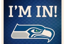 Go Seahawks! / by Beebe Anderson Nadolskey