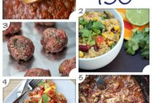 Meals on a budget / by Jami Rudder