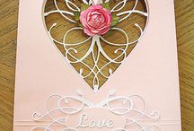 Cards - hearts / by Debbie Orr