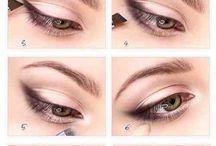 Makeup  / by bekah bomb