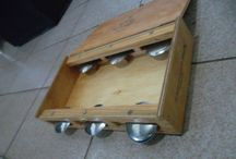 Stomp Boxes / by Different Drummer