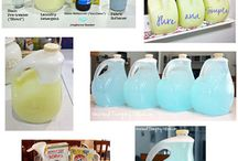Homemade Cleaners / by Kathy Cottino