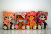 crochet and knitting / by Sandy Lumsden