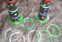 homemade games and toys / by Dolores Gamito