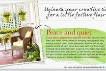 • Magazine - Home Ideas • / by • Ann Tran •