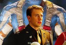 Heroes <3 / by Rachel Crook