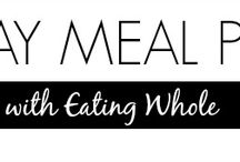 Meal Plans / by Monica McIlroy